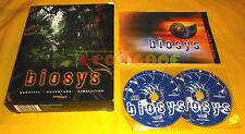 BIOSYS Pc Versione Inglese 1ª Edizione Big Box ○○○○ COMPLETO