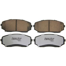 Disc Brake Pad Set-Brake Pads Perfect Stop PC1258A
