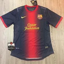 Maglia Barcellona 2012-2013 - Calcio Messi Camiseta Retro Barcelona Barca Xavi