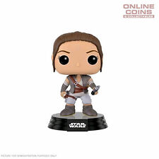 Star Wars - Rey Final Scene Outfit Episode 7 The Force Awakens US Exclusive Pop!