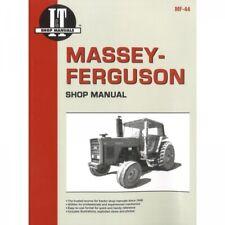 Massey Ferguson Mf3505 Mf3525 Mf3545 Tractor Repair Manual Iampt