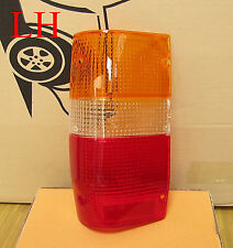 Fits 87-96 Mitsubishi Mighty Max Dodge D50 Standard Rear Tail Light Lens Left