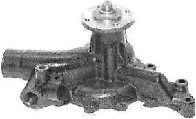 Protex Water Pump PWP3078 fits Toyota Dyna 200 200 (BU60) 67kw, 200 (BU60) 72...