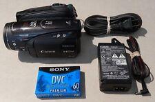 CANON VIXIA HV30 MINI DV HDV CAMCORDER CAMERA / VIDEO MOVIE RECORDER