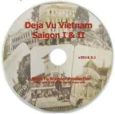 Deja Vu Vietnam Saigon Documentary on DVD + 2 Free Bonuses + Free Shipping