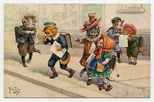 Arthur Thiele Cats Katze Gato