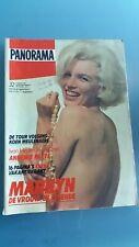 marilyn monroe  magazine 1987 belge