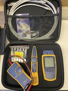 Fluke Networks MicroScanner 2 Network Cable Tester Micro Scanner Two