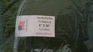 "5"" x 36"" Laundry Pro Dust Mop Refill Green *NEW*"