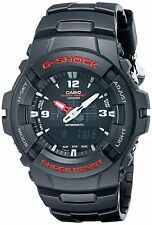 Casio G-100-1B Orologio G-Shock Antiurto Sveglia 200 Metri