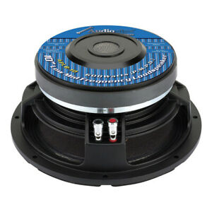 "Audiopipe Aplb10 10"" Wooofer 600W Max 8 Ohm Svc"