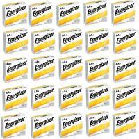 Energizer Industrial EN91 AA Batteries 25 x 4 Packs ( 100 batteries )