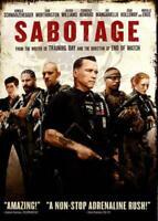 SABOTAGE NEW DVD
