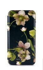 NEW Ted Baker Aboretum mirror folio mobile cover Rrp£45 iphone X / XS