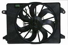 Engine Cooling Fan Assembly Performance Radiator fits 2015 Dodge Challenger