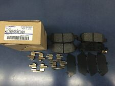 SUBARU 26696AE020 GENUINE OEM REAR Brake PADS 98-03 Forester Legacy Outback Wrx
