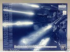 Premium Bandai Expansion Effect Set For MG 1/100 Freedom Gundam Version 2.0 Seed