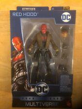 DC Multiverse RED HOOD Jason Todd Batman 80 Years Killer Croc BAF!