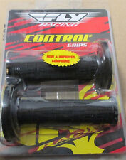 FLY Control Firm Compound MX Black Off Road Grips Motorcycle Race Lite