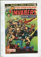 The Invaders #2 ~ The Invaders VS Donar, God Of Storms! ~ (Grade 5.0) WH