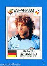 WORLD CUP STORY Panini - Figurina-Sticker n. 144 - SCHUMACHER -BRD-ESPANA 82-New