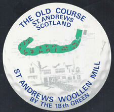 Scotland, Golf Ball shaped pc from The Old Course, St.Andrews, Scotland, unused.
