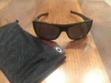 Oakley Sideways Sunglasses 05-993 Black Frame | Grey Lens - barely worn