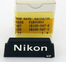 Nikon F3 HP DE3 DE-3  Finder parts new original  40FBT Part FA1-2801 + 1B001-454