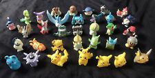 Bandai Pokemon Pikachu Finger Puppets X 34