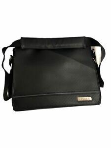 BOSE SOUND DOCK PORTABLE BLACK TRAVEL BAG CARRYING CASE W/ SHOULDER STRAP.NWT