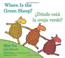 Donde esta la oveja verde?/Where Is the Green Shee