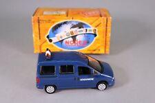 ZT643 NOREV voiture 1/43 Citroen Jumpy gendarmerie 1997