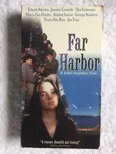 Far Harbor (Prev. Viewed VHS) Jennifer Connelly, Edward Atterton Anchor Bay OOP