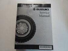 2005 Suzuki VZ800 Service Repair Shop Manual WATER DAMAGED FACTORY OEM DEAL