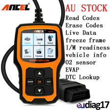 AD410 OBD2 Auto Code Reader Live Data Auto Scanner Tool Car Engine Diagnostic AU