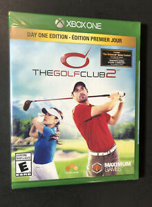 The Golf Club 2 [ Day One Edition ] (XBOX One) NEW