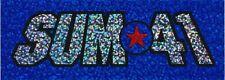 Sum 41 Half Hour of Power Rare promo sticker '00