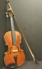 Copy of Antonius Stradivarius Faciebat Cremona Violin 1713 4/4 Metronome & Case