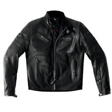 Giacche in pelle con imbottitura termica per motociclista taglia 50