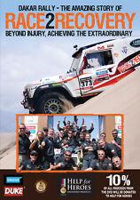 Dakar Rally - The Amazing Story of Race2Recovery DVD
