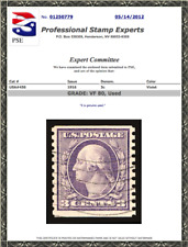 #456 Used Coil Single PSE Graded 80, Certificate # 01250779