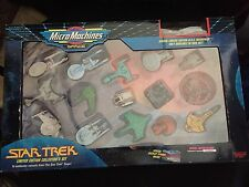 1993 Galoob Micro Machines Star Trek Limited Edition Collector's Set, #110067