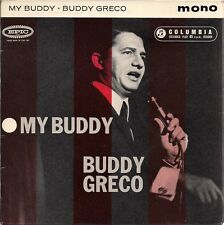 "Buddy Greco My Buddy UK 45 7"" EP +Picture Sleeve +4 tracks"