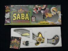 Mighty Morphin Power Rangers SABA TALKING SABER SWORD in Box 1994 Bandai MMPR