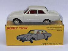 DINKY TOYS 1:43 559 FORD TAUNUS 17 M deagostini car model die cast