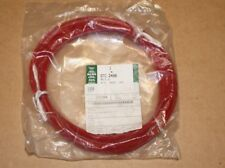 Genuine Land Rover 7XD QTR window filler strip.Red.PW5013RED STC2468