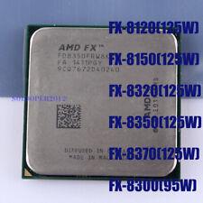 AMD FX-Series FX-8120 FX-8150 FX-8320 FX-8300(95W) FX-8350 8370 Socket AM3+ CPU
