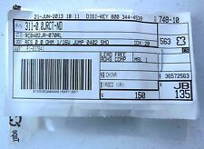 Yageo Part Number RC0402JR-070RL - Qty 150 Res 0.0 Ohm 1/16W Jump 0402 SMD