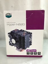 Cooler Master Hyper N520 - CPU Cooler with Copper Base and Dual Fans
