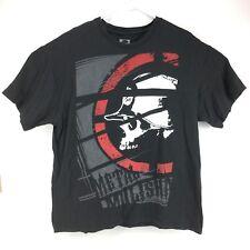 Metal Mulisha Size XL Black T Shirt